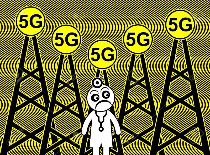 5G : expérience globale sur l'humanité sans son consentement !