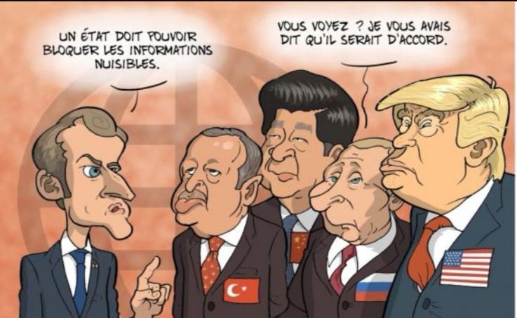 Complotisme...à la Macron !