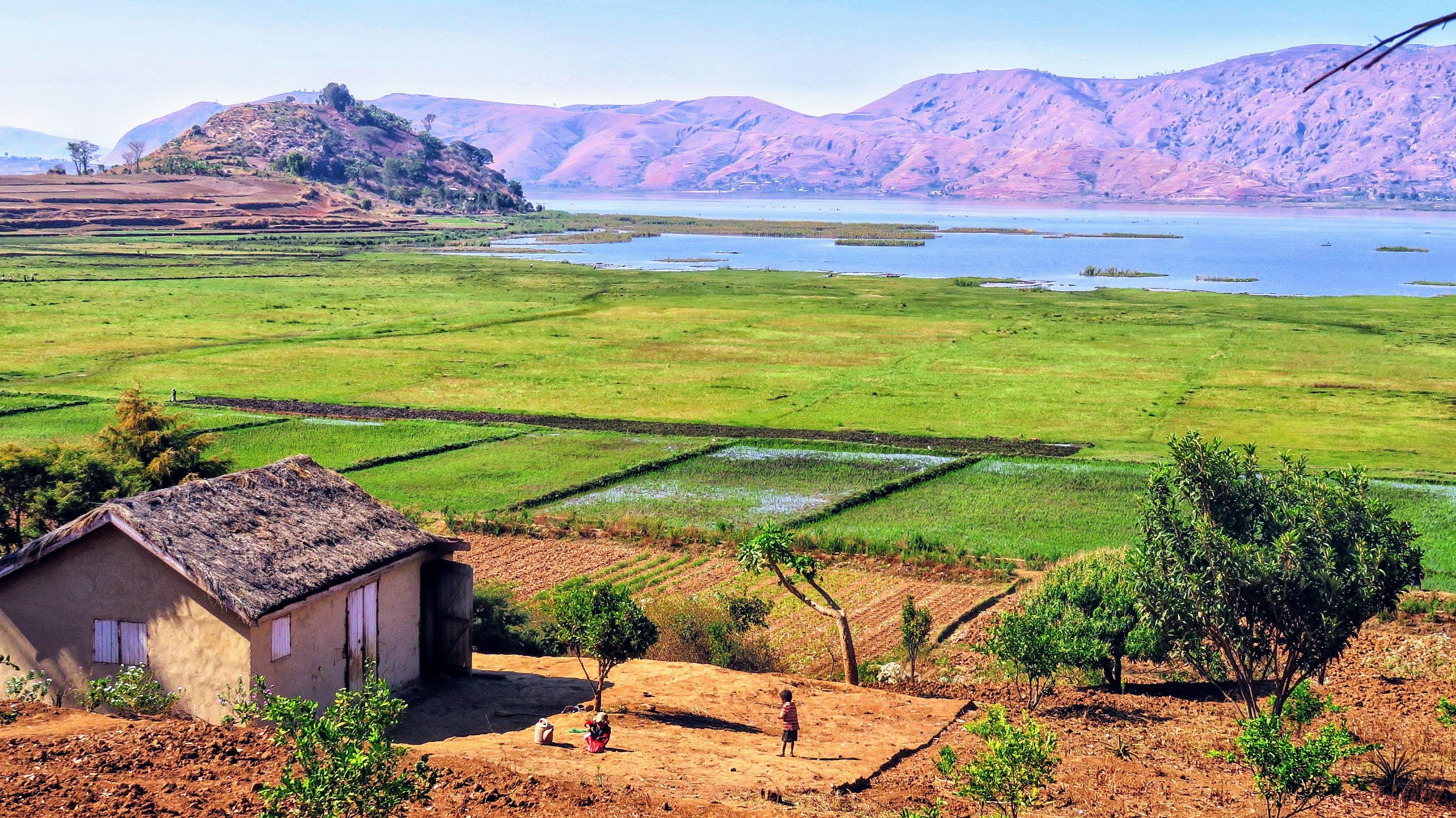 Balade autour du lac Itasy (Madagascar) Mise à jour