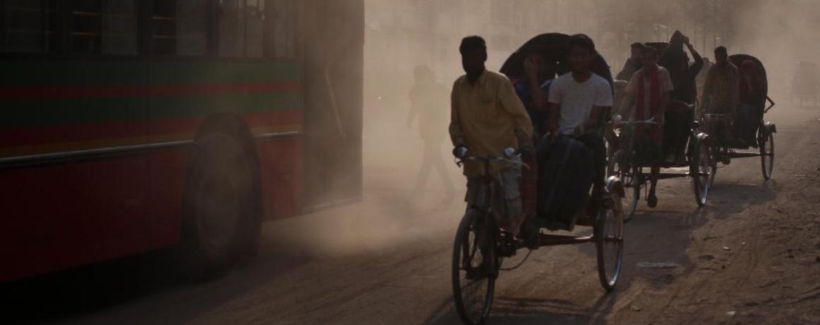 Dhaka (Bangladesh), le 1er mars 2020