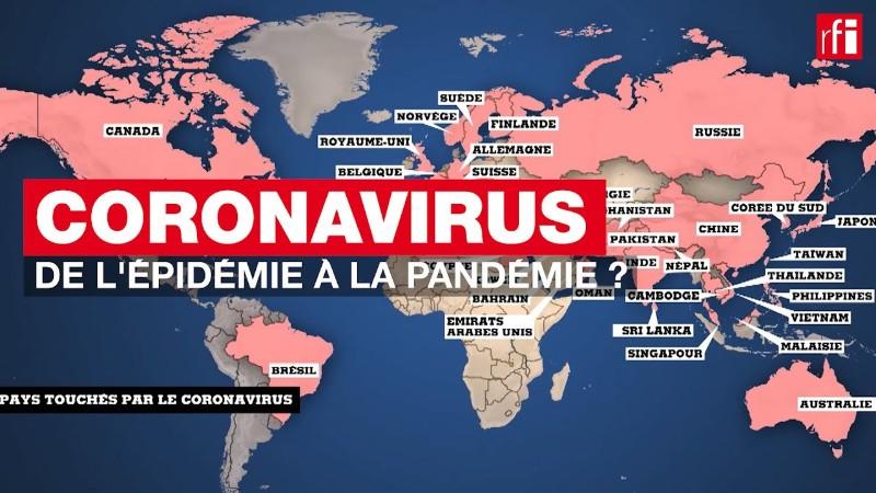 Quelques réflexions sur l'histoire récente des pandémies