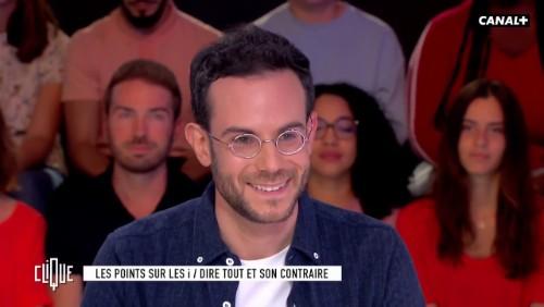 Clément est prof de rhétorique à Sciences-Po