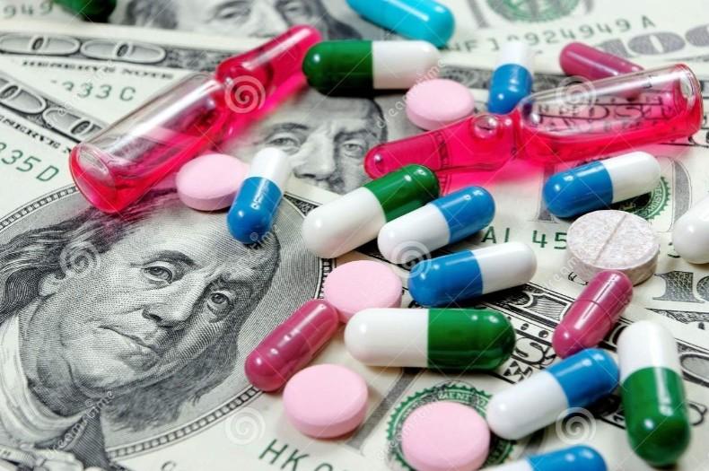 Les Guignols de l'info et l'industrie pharmaceutique