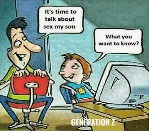 Les malheurs de la génération Z