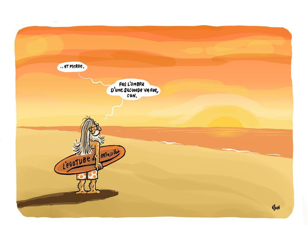Covid-19 : Il n'y a pas de nouvelle vague !