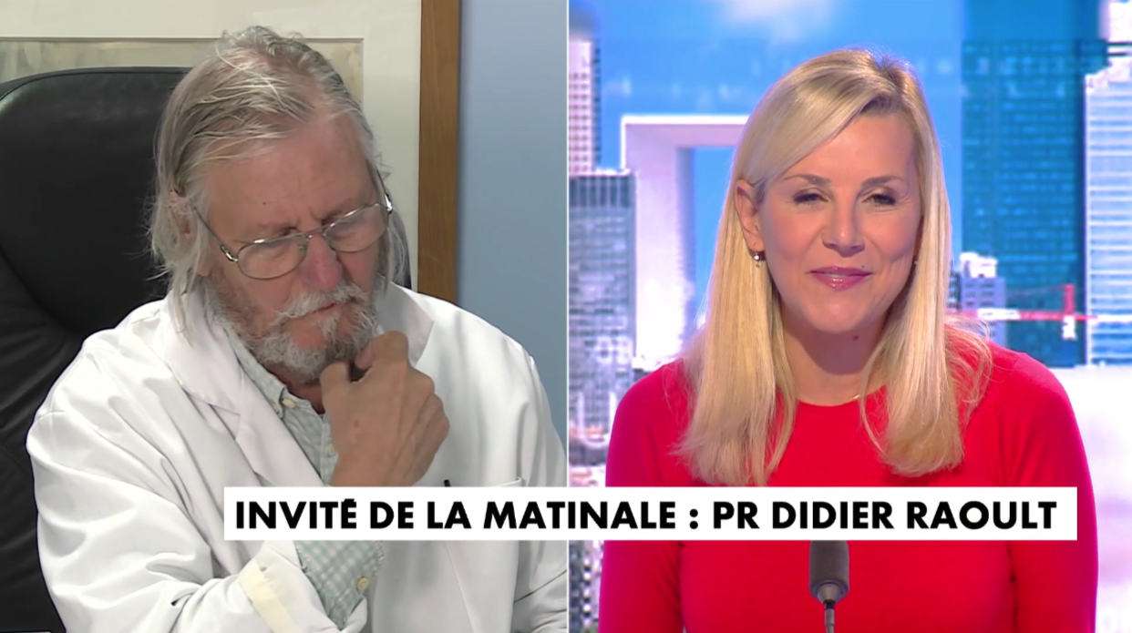 Importante interview de Didier Raoult du 06/10/2020