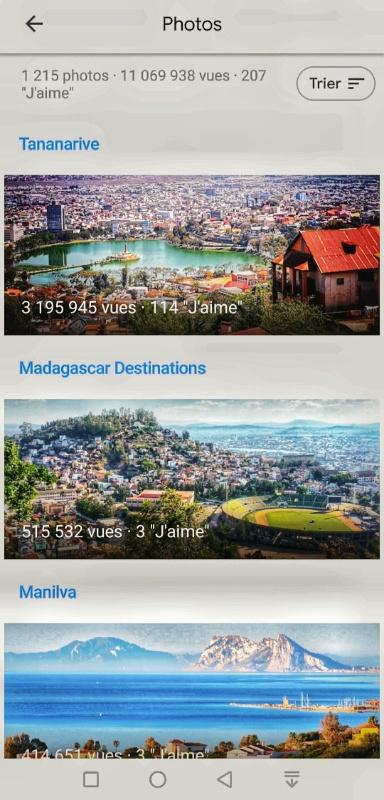 Mes photos sur Google Maps ont dépassé les 11 millions de vues !