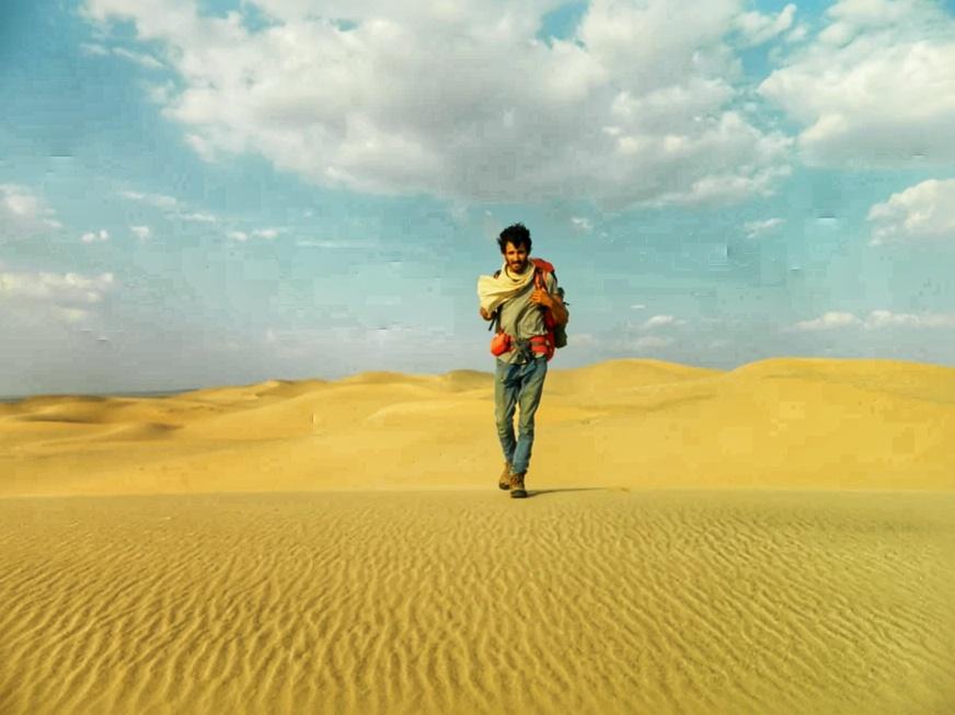 Trtaversée du désert de Gobi : plus d'équipement !