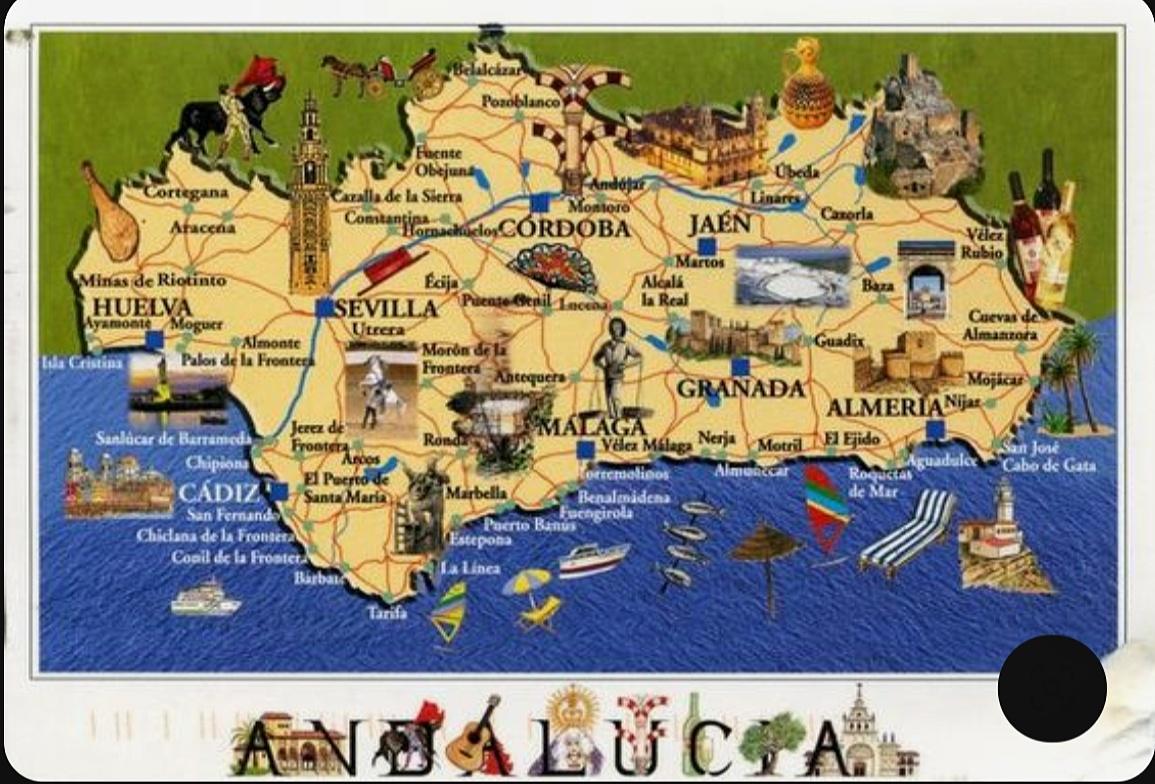 Mes balades en Andalousie : Décembre 2020-Janvier 2021, mis à jour le 13 janvier