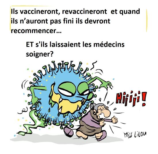 Covid-19 : pourquoi la vaccination obligatoire des soignants reste un dilemme en France
