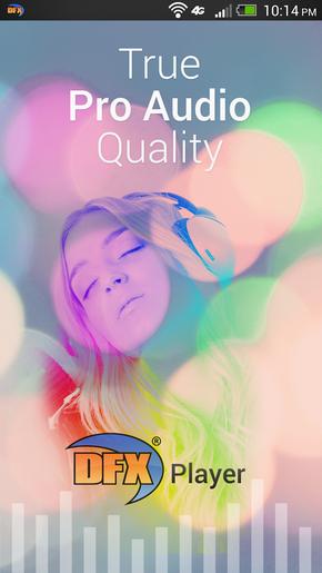 DFX Music Player : vous ne reconnaîtrez plus le son de votre smartphone ou tablette Android !