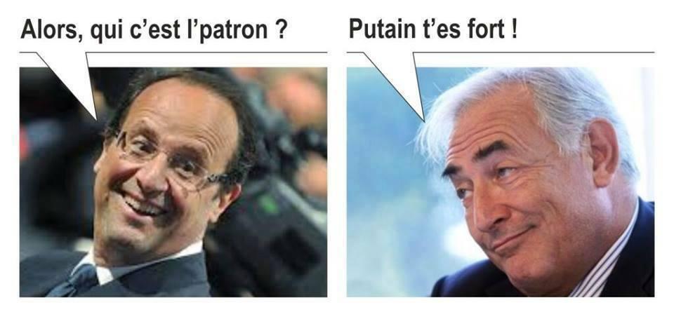 Hollande, DSK : même combat ?