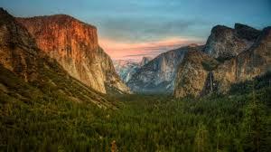 Yosemite Park : plein les mirettes !