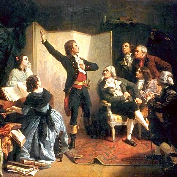 La Marseillaise et son sang impur