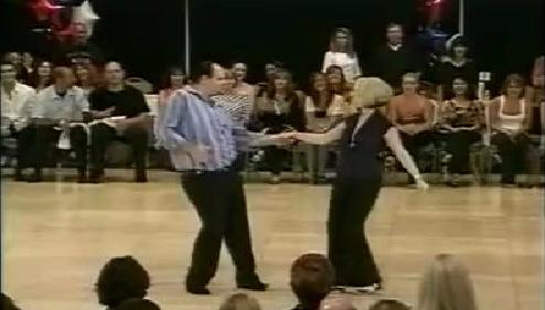 Deux danseurs d'exception !