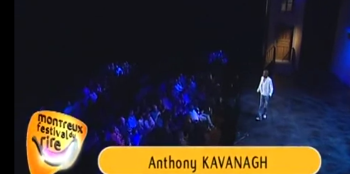 Anthony Kavanagh : les femmes ont gagné !