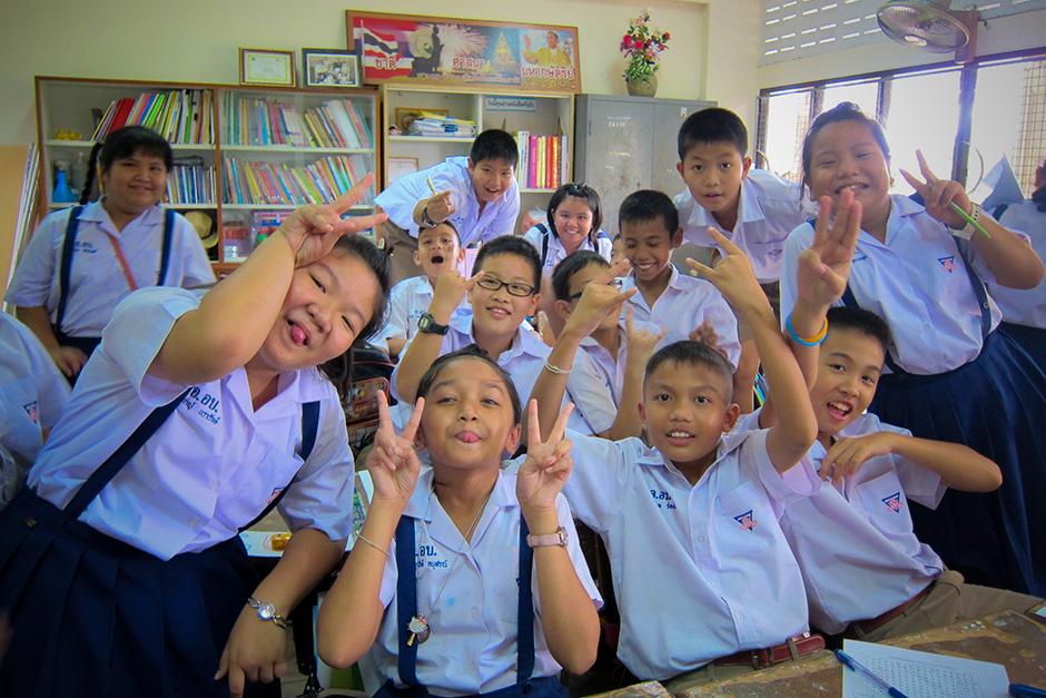 Thaïlande : L'école de la vie