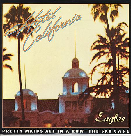 Une version a cappella d'Hotel California des Eagles