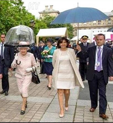 Qui est la reine ?
