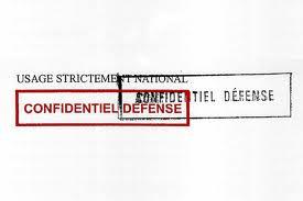 Secret, InternetCONFIDENTIEL — NE PAS DIFFUSER SUR INTERNET