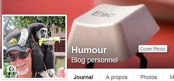 Ma page Humour sur Facebook