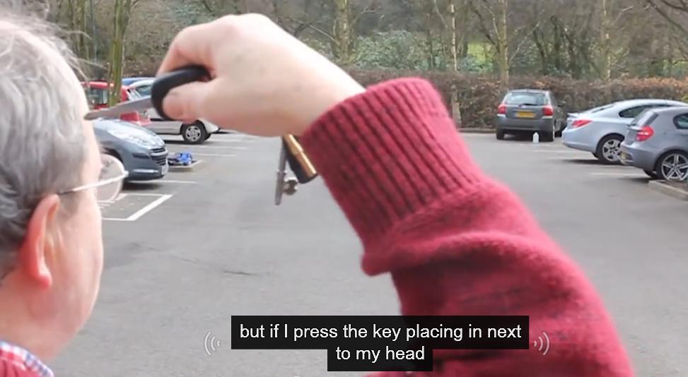 Ouvrir les portes de votre voiture à distance...avec votre cerveau !