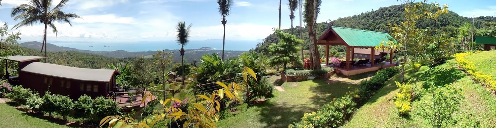 Koh Samui : Paradise Park / photo Guy Déridet