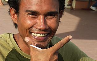 En Thaïlande, le bougnoule, c'est vous !