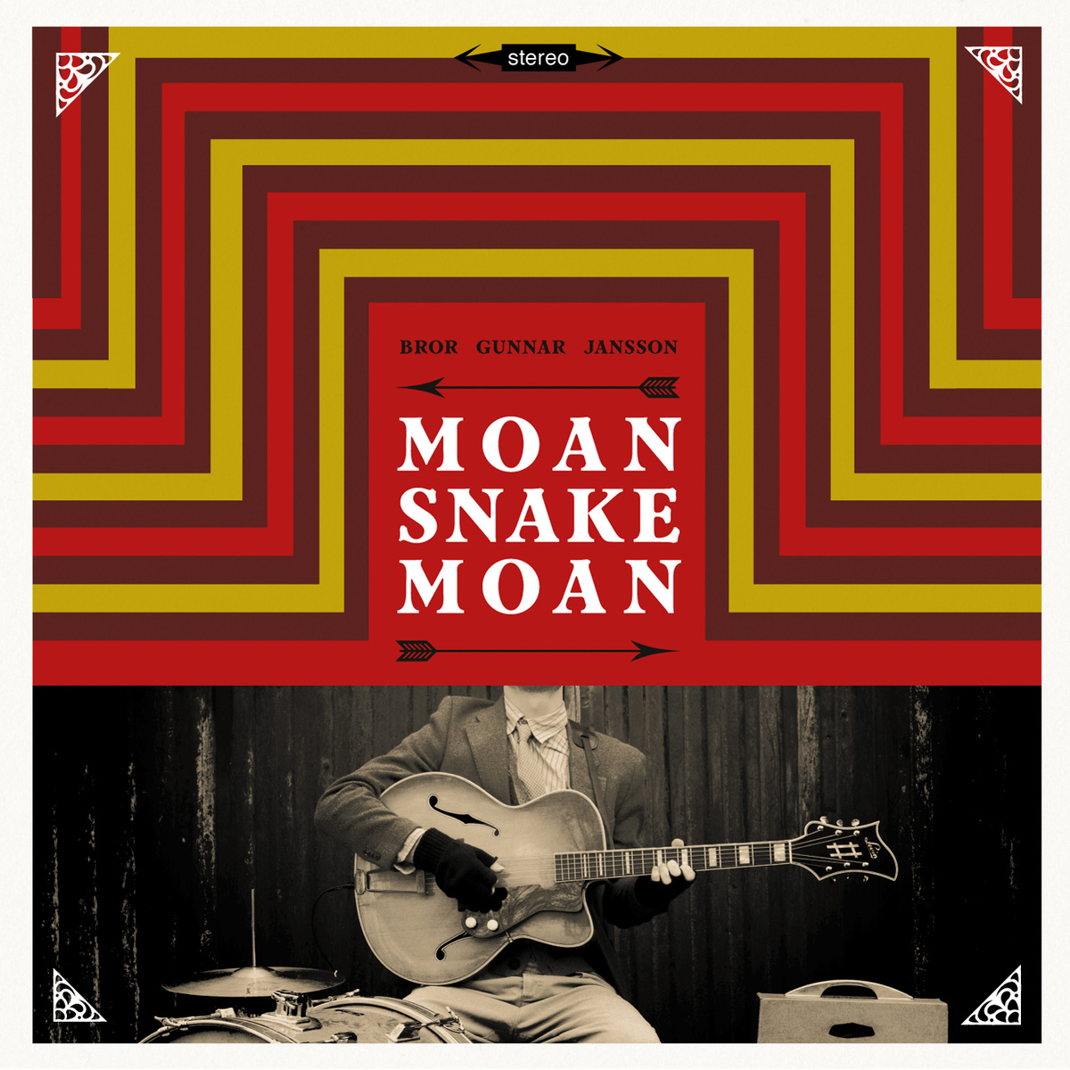 A one-man-band from Sweden, a sleek drugstore cowboy, the missing link between Lightnin' Hopkins and Kopparmärra. There you have it; the mystery of Bror Gunnar Jansson.