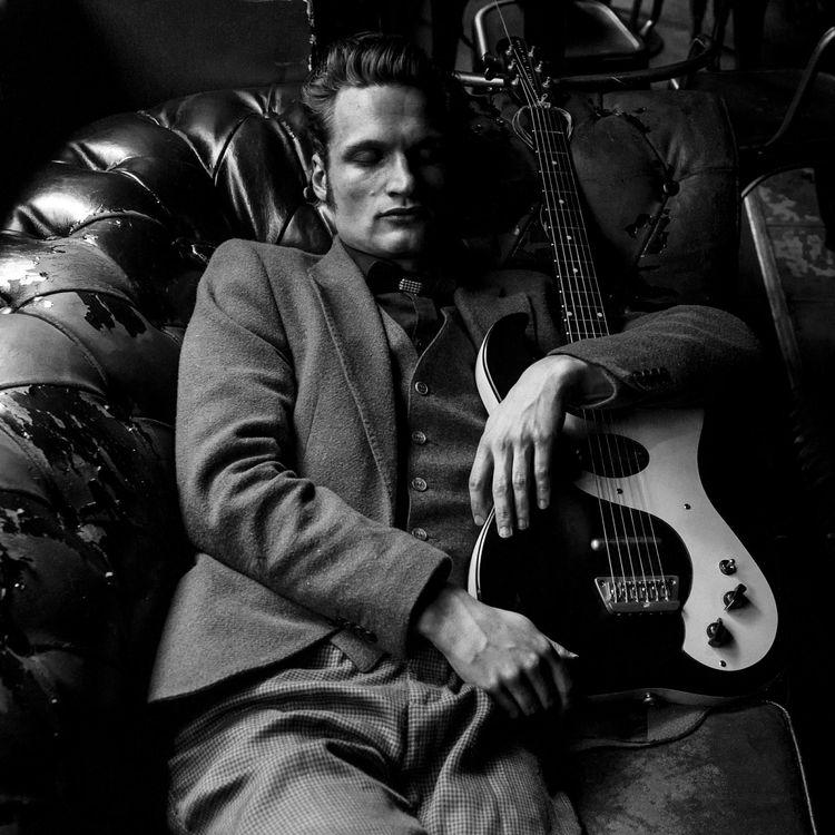 Gunnar Jansson, frère de blues