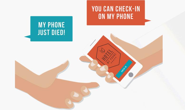 Hotel My Phone : une appli Android qui peut vous être très utile