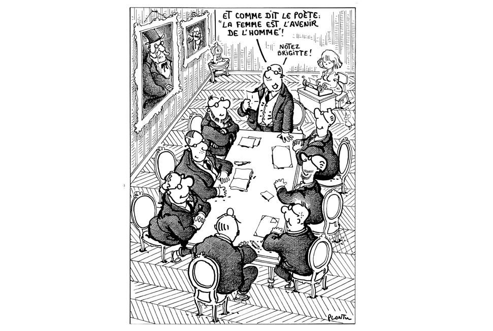 Le secret de l'intelligence des groupes de travail, ce sont les femmes !