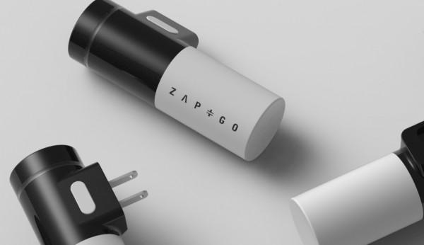 Zap&Go : la batterie externe qui se charge en 5 minutes !