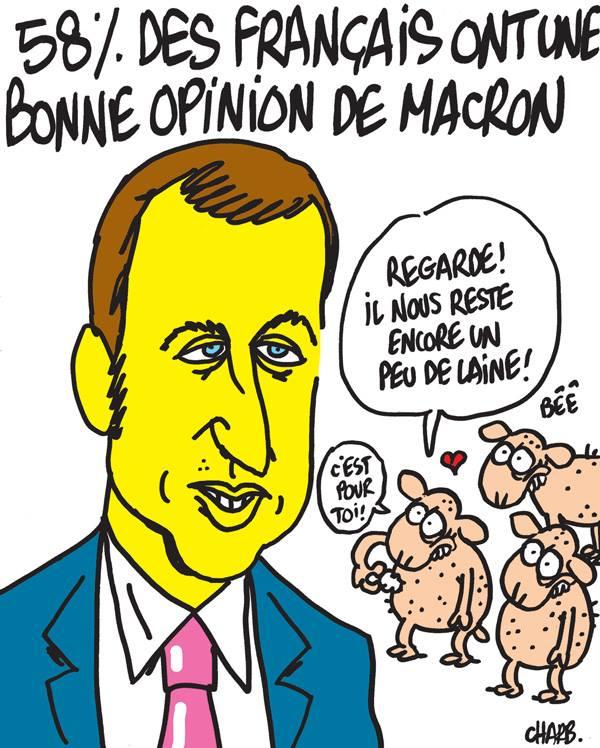 Monsieur Macron, votre société idéale n'est pas la nôtre !