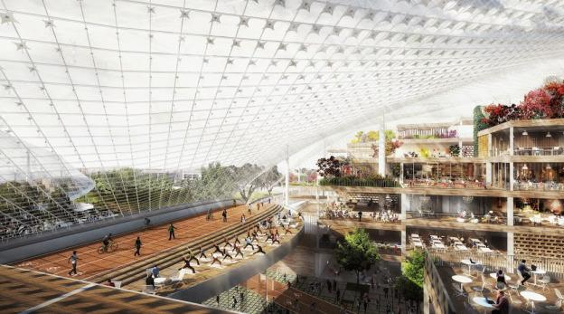 Google va (aussi) révolutionner l'architecture