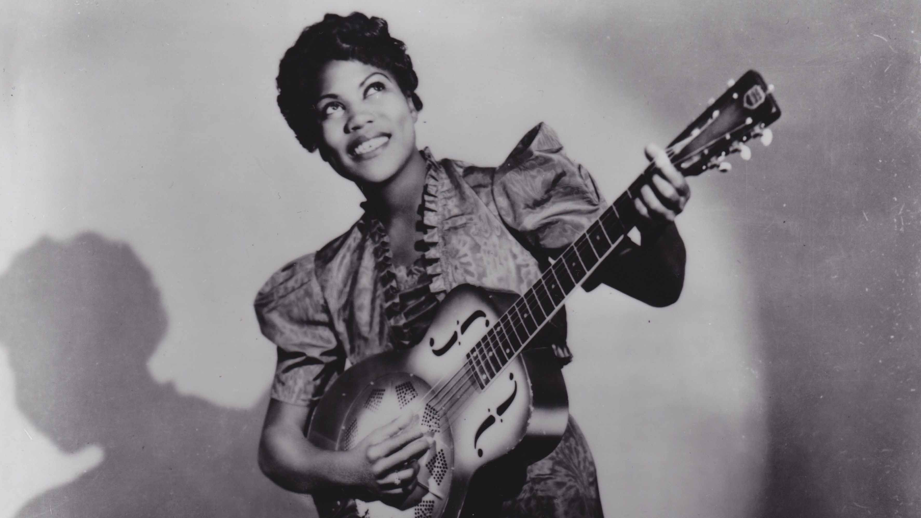 Sister Rosetta Tharpe :the Godmother of Rock & Roll !