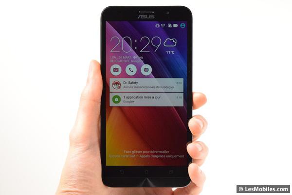 Asus Zenfone 2 : le meilleur rapport qualité prix du moment !
