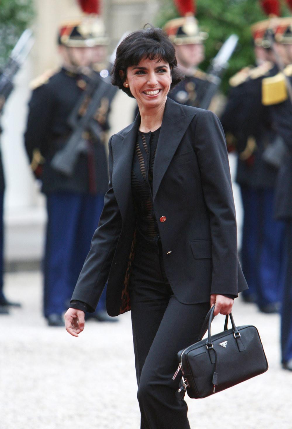 Rachida Dati et les foulards Hermès : la polémique en 3 actes