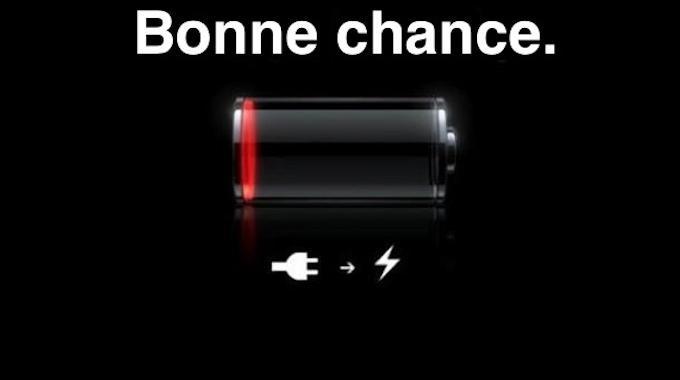 3 façons de tuer prématurément la batterie de votre smartphone