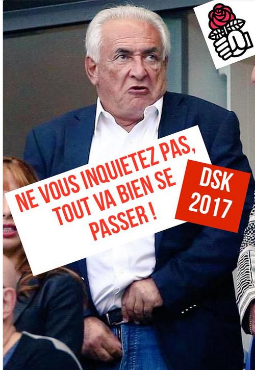 Top 30 des futurs slogans pour DSK2017, quand Twitter cherche pour lui