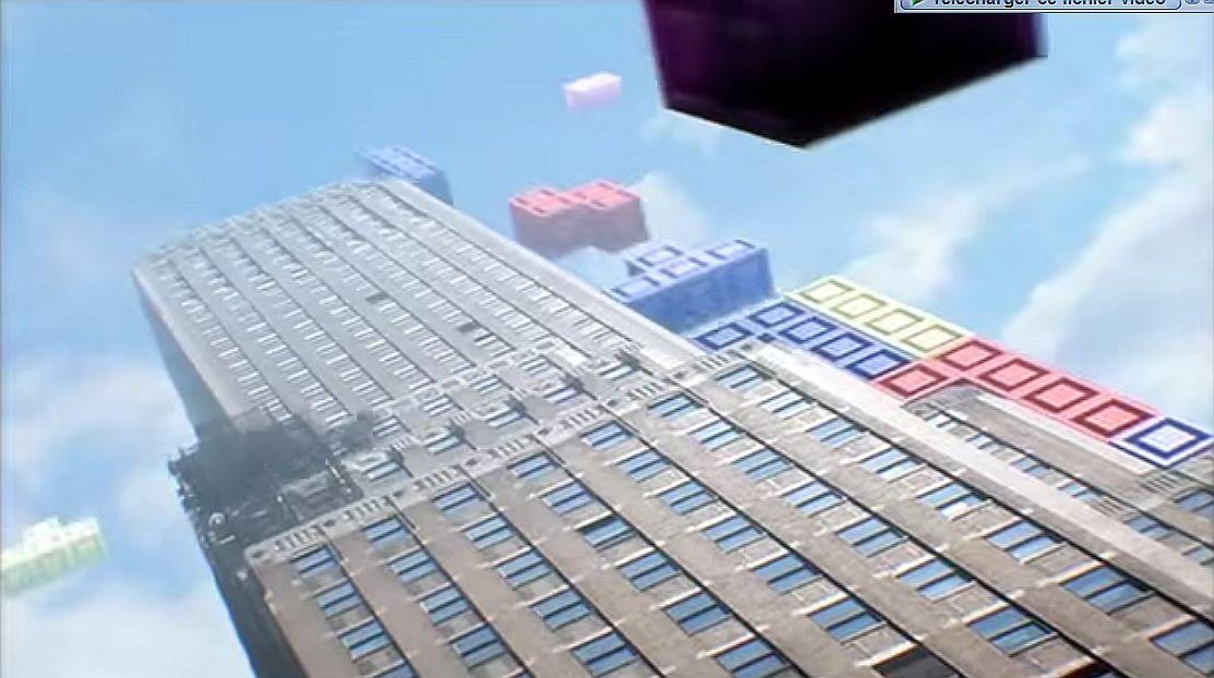 New York, façon Tetris