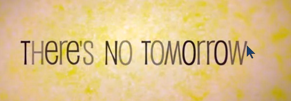 Sans lendemain