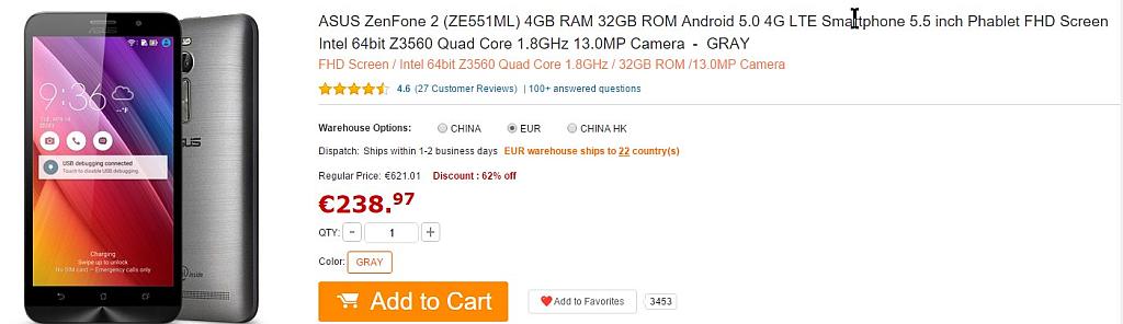 Vous cherchez un smartphone introuvable, à bon prix ?