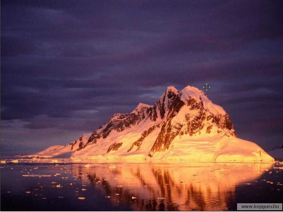 L'Antarctique, c'est froid certes, mais que c'est beau !
