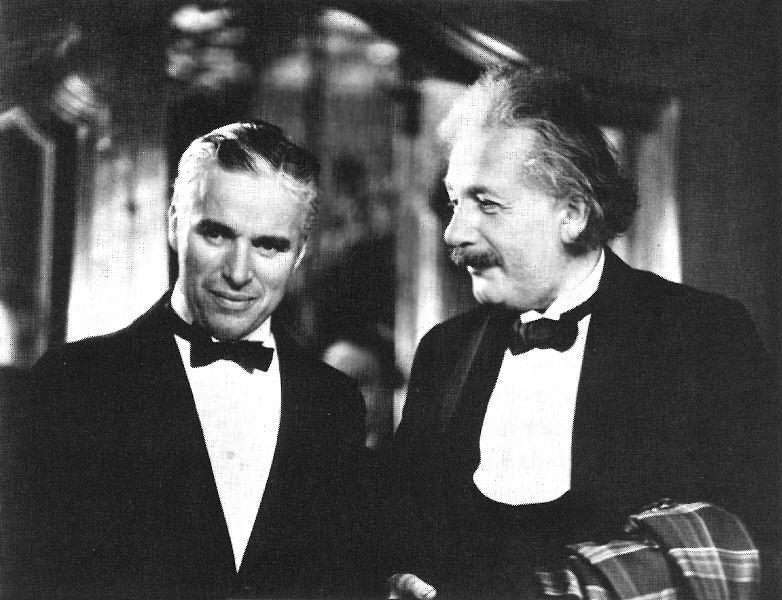 Quand deux génies se rencontrent...