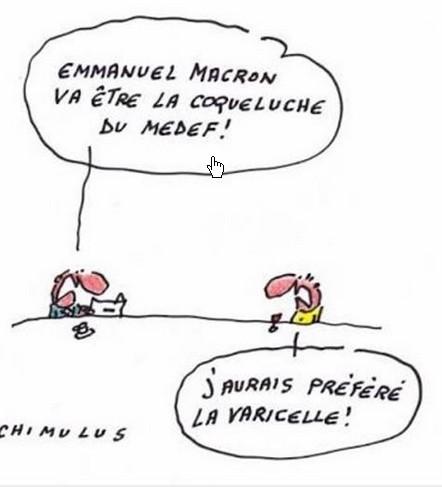 Emanuel Macron : « Le libéralisme est une valeur de la gauche »