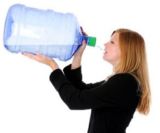 No, you don't have to drink eight glasses of water a day!
