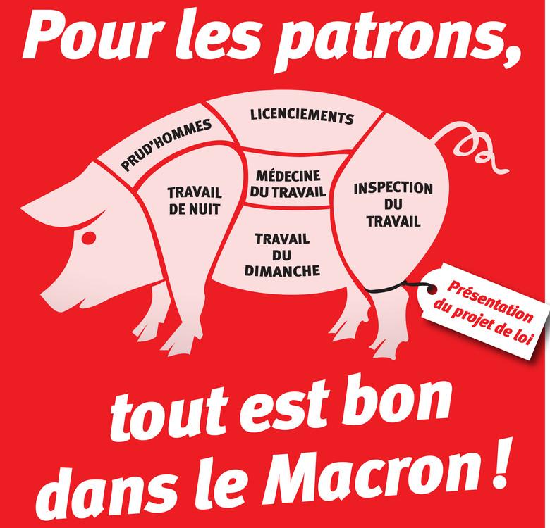 Loi Macron : ce qu'on vous cache.