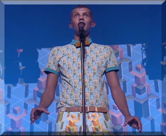 Stromae, en live à Montreal (Septembre 2015)