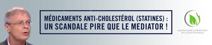 «Le cholestérol, c'est une vraie farce scientifique !»